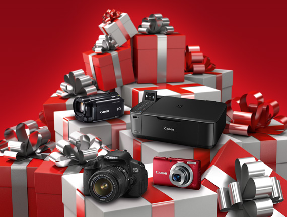 Weihnachtsaktion »Power to Celebrate«