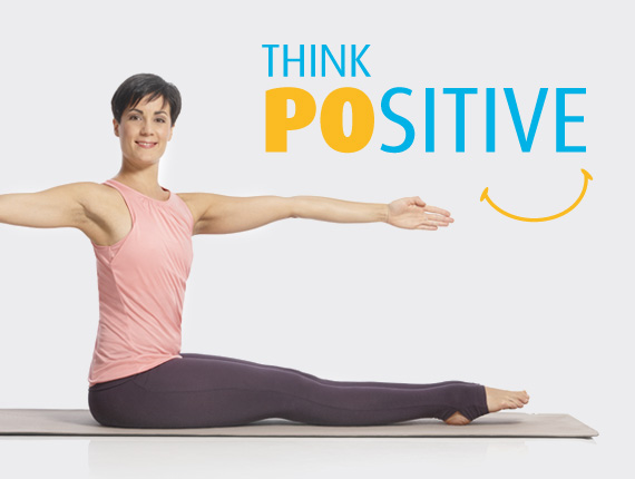 Kampagne »Think POsitive«
